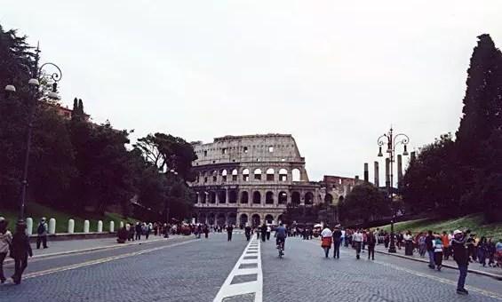 Notte dei Fori il 3 agosto a Roma