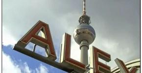Alexanderplatz a Berlino, un centro atipico