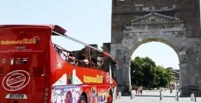 CitySightseeing Rimini, tour della città in bus