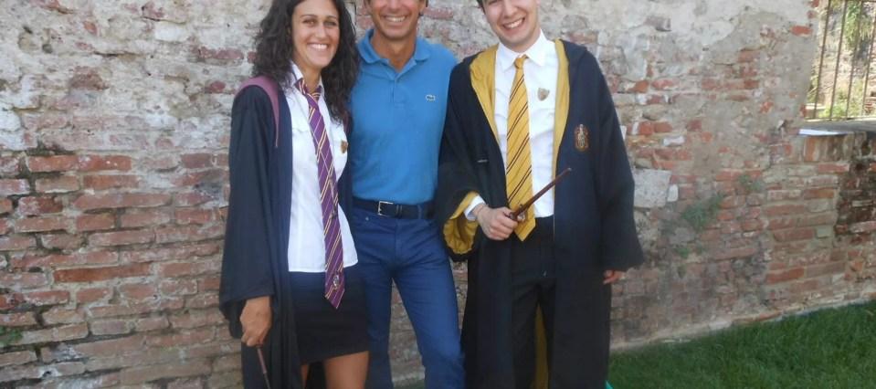 Harry Potter a Pisa, il PotterRaduno