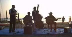 Concerti all'alba in spiaggia in Romagna