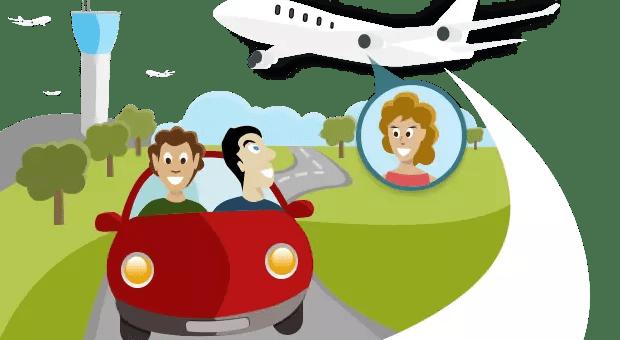 Fly2Share, passaggio condiviso spesa dimezzata