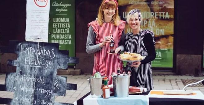 Ravintola Day a Helsinki, crea il tuo ristorante per un giorno
