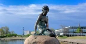 Vinci la Danimarca con VisitDenmark fotografando la Sirenetta