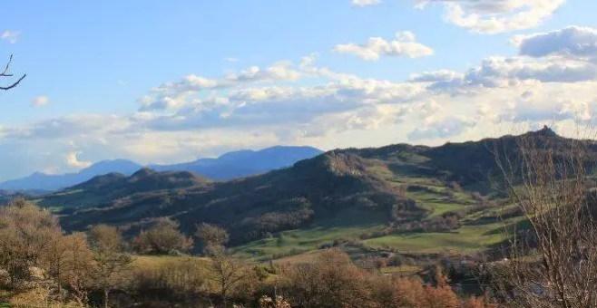 Tour di 48 ore nell'Alta Valmarecchia riminese