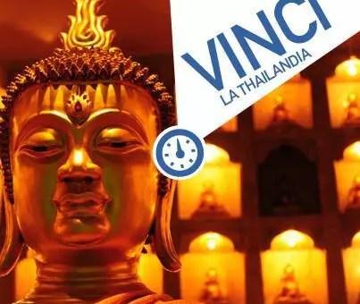 Vinci la Thailandia con Milan Airports
