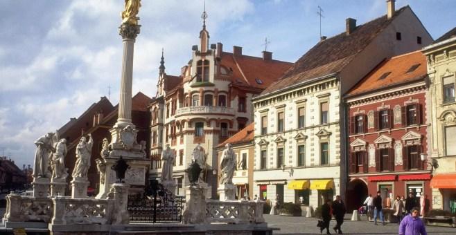 Maribor, in  Slovenia. A cavallo tra leggenda e rinascita