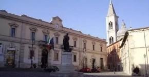 Sulmona, la città di Ovidio e dei confetti