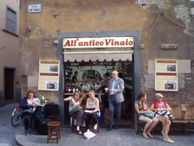 Via dei Neri Firenze