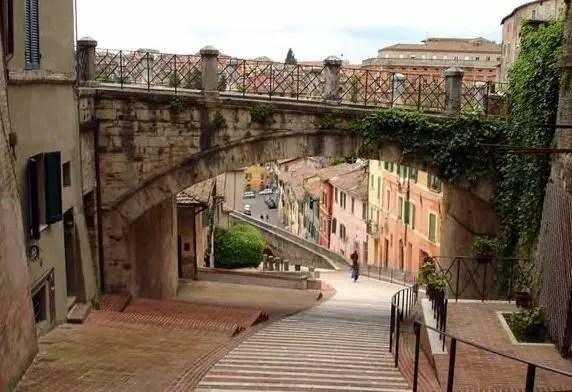 Weekend di Ognissanti a Perugia