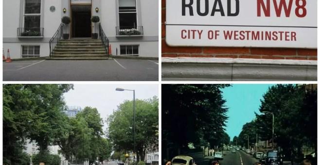 Abbey Road a Londra, la strada dei Beatles