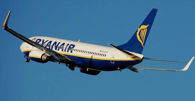 Ryanair, 9 nuove rotte per Dublino