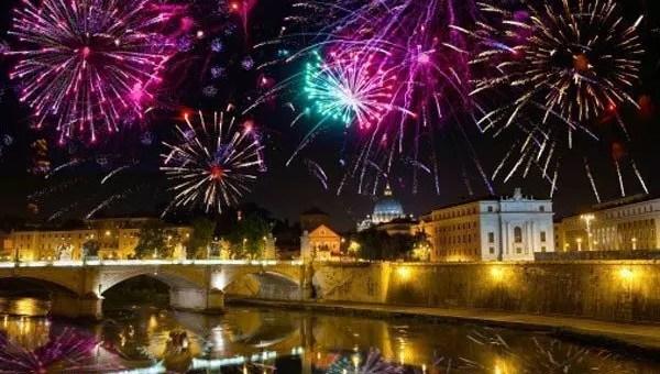 Capodanno 2014 in Italia, eventi in piazza
