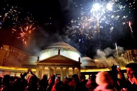 Capodanno 2014 a Napoli e Salerno: salta il concertone?