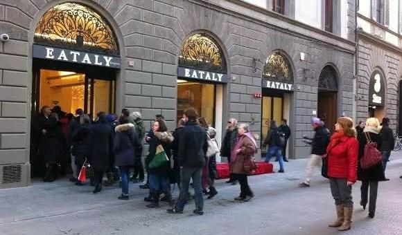 Eataly a Firenze, dove mangiare