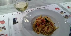 Mangiare all'Eataly a Genova, a due passi dall'Acquario e dai carrugi