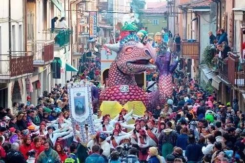 Carnevalon de l'Alpon, il Carnevale a Verona