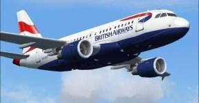 Voli Firenze – Londra City a marzo con British Airways