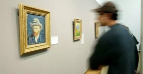 Van Gogh Museum ad Amsterdam