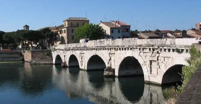 Rimini: il bimillenario del ponte di Tiberio