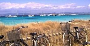 Formentera in bici, viaggio slow