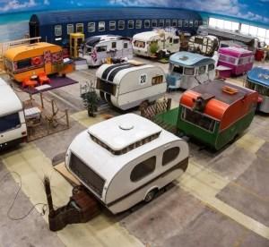 Dormire in un Caravan a Bonn: BaseCamp