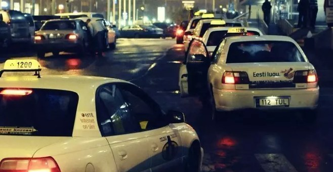 Taxi, come non farsi fregare all'estero