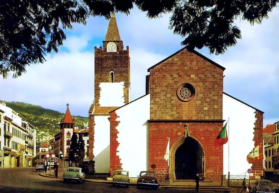 Madeira-cattedrale