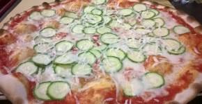 Una pizza al Tanha di Talamello
