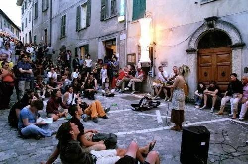 A Pennabilli per la XVIII edizione di Artisti in Piazza