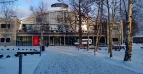 Lennusadam Seaplane Harbour museo a Tallinn