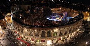Concerti all'Arena di Verona, estate 2014