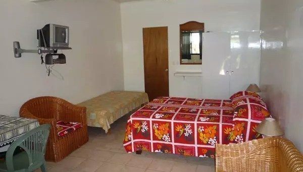 Dormire low cost inPolinesiaFrancese: Huahine