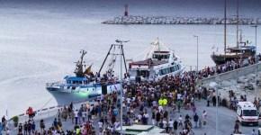 Molo Green Parade 2014 a Rimini