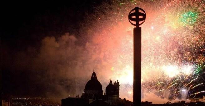 Festa del Redentore 2014 a Venezia