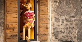 Collodi, il borgo toscano di Pinocchio