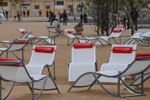 Parc Sergent Blandan-sedute