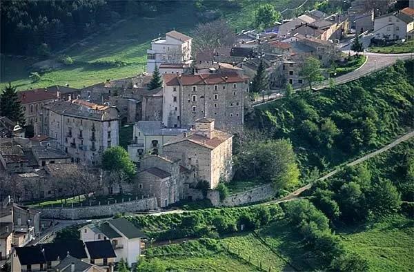 Una vacanza a Campo Giove, in Abruzzo