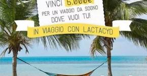 Vinci un viaggio con Lactacyd: #scelgodunquesono