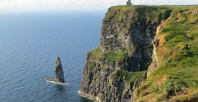 Cliff of Moher in Irlanda, alla scoperta delle scogliere
