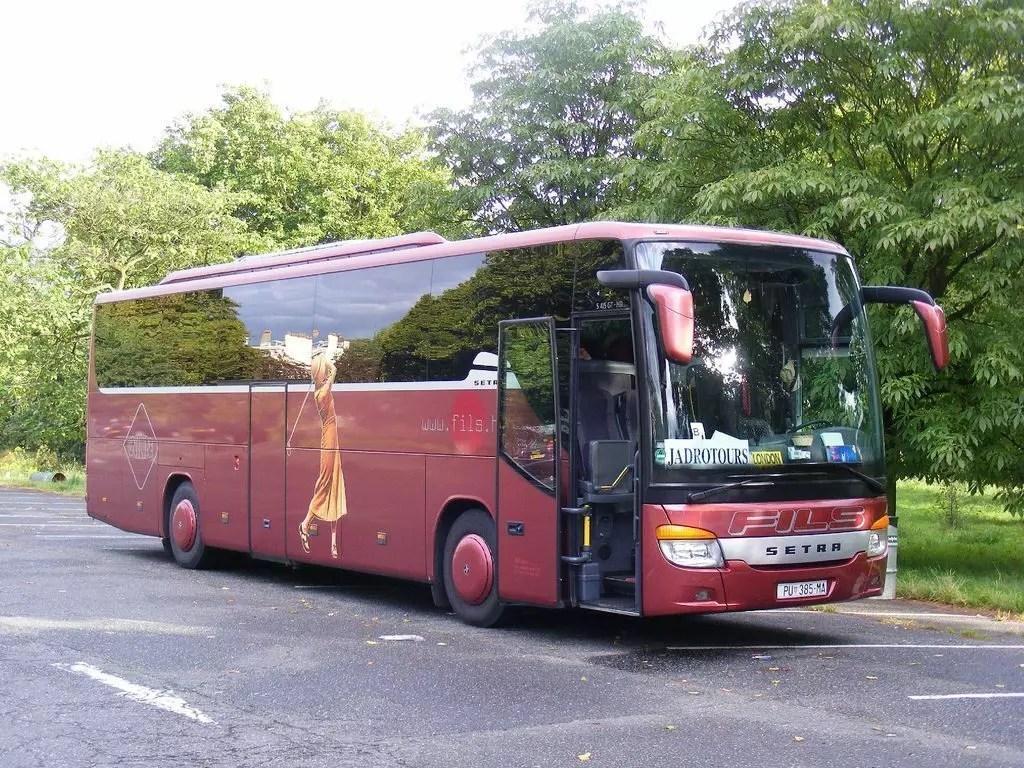 Fils Bus Venezia Pula