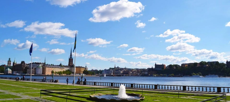 Tre posti dove rilassarsi a Stoccolma