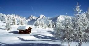Carinzia: una vacanza sulla neve vicino all'Italia