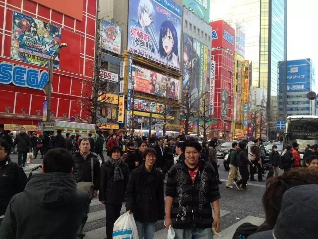 tokyo-akihabara-gente