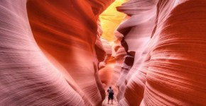 Antelope Canyon, Lake Powell e Horseshoe bend