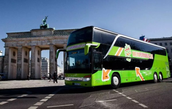 Da Berlino a Praga in bus con Meinfernbus