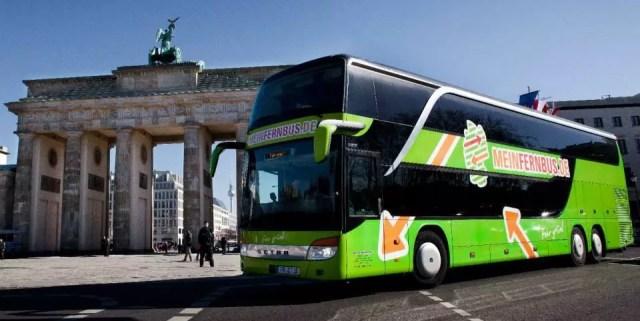 Da Berlino a Praga in bus con Meinfernbus