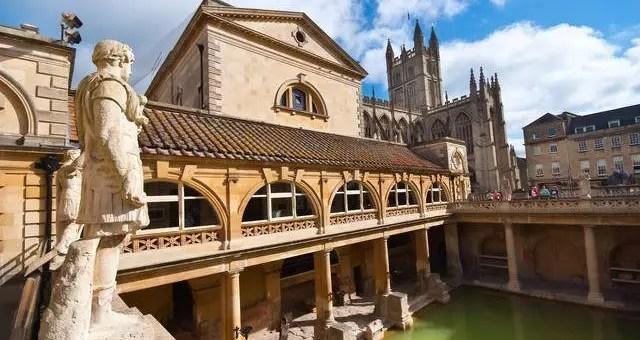 Bath e le Terme Romane, cosa fare in Inghilterra