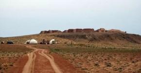 Dormire in una Yurta in Uzbekistan