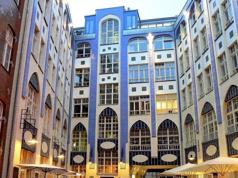 berlino-Hackesche Hofe
